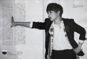 yonghwa on AJ mag13