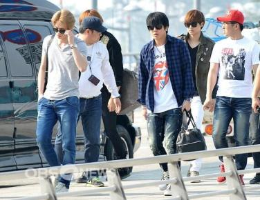 cnblue heading to hk