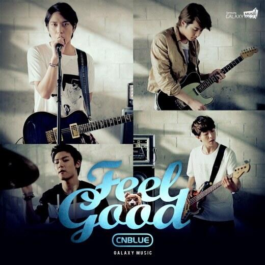 cnblue feel good