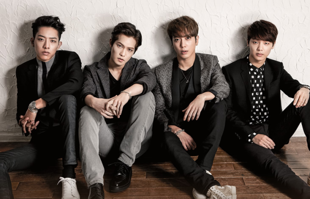 "CNBLUE 6th Japanese Single ""Truth"""