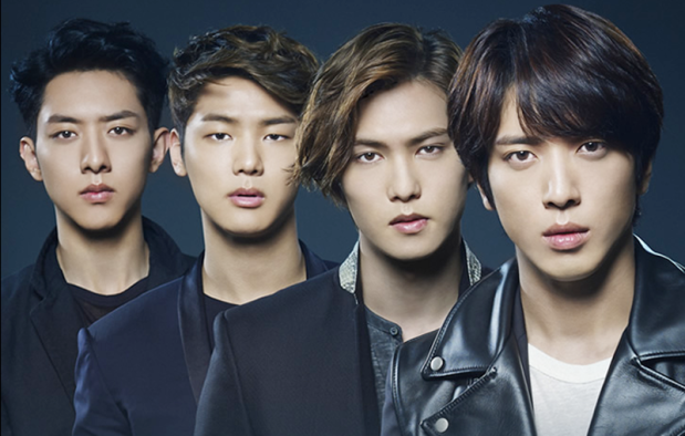 [Update with Promotional Photo] CNBLUE New Japanese Single 「Go your way」