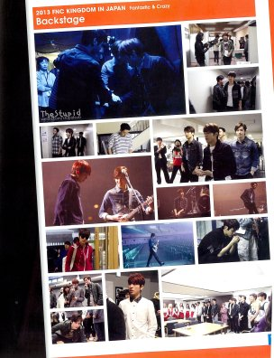 [The Stupid] Boice Official Fanclub Magazine vol.1 - 19