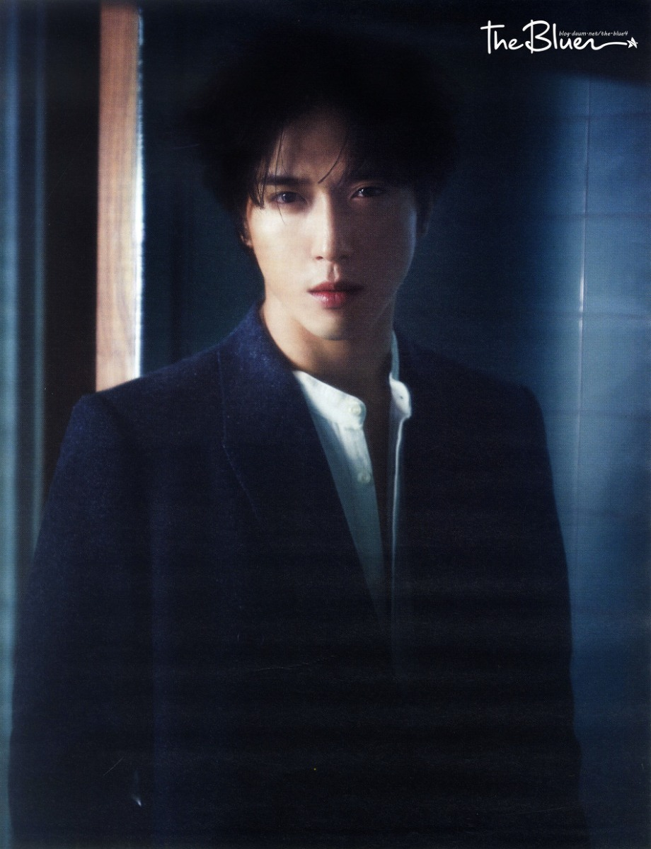 "CNBLUE Jung Yonghwa W Korea 2015 January Interview, ""A Single Man"""