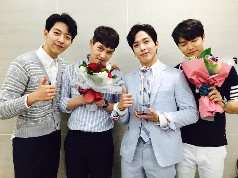 160422 Music Bank