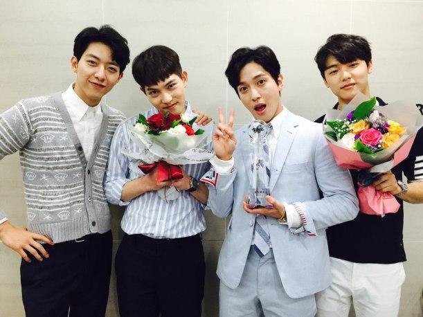 160422 Music Bank1